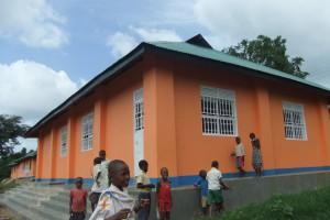 Eerste drie huizen