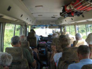 Op weg naar Mburu