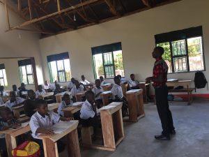 School in gebruik