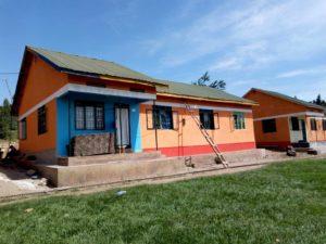 Renovatie familiehuizen