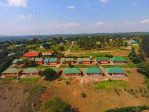 Bulamu luchtfoto 2020