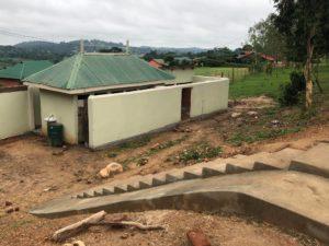 Toilet bij secondary school