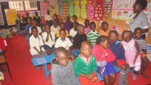 Extra klaslokaal